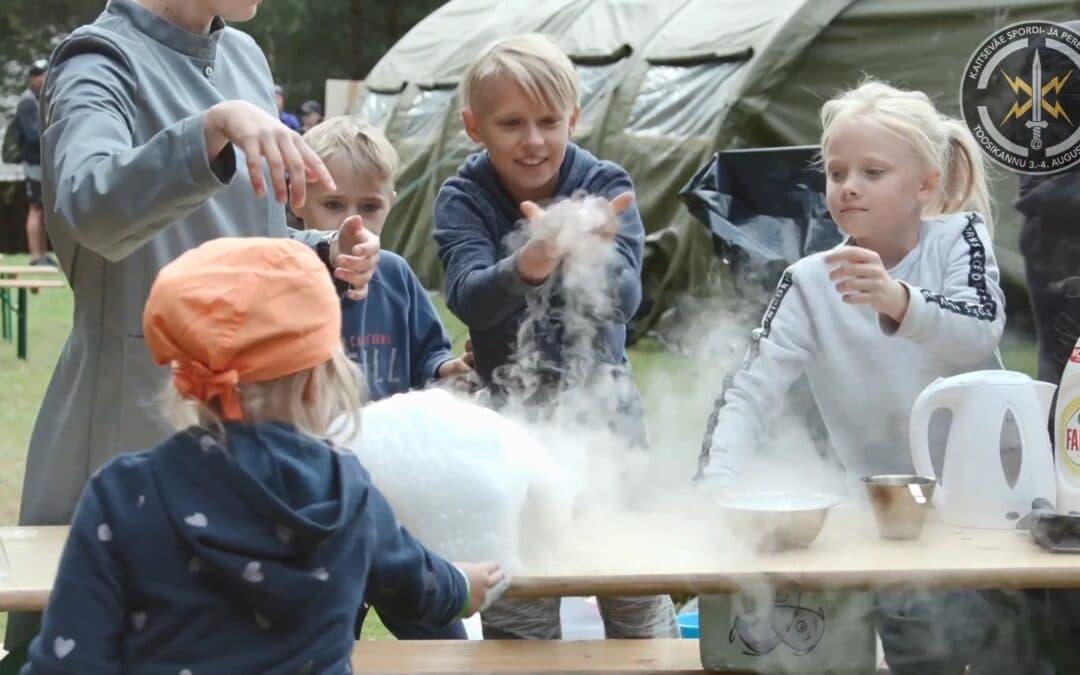Eesti Kaitseväe spordi- ja perepäevad 2019
